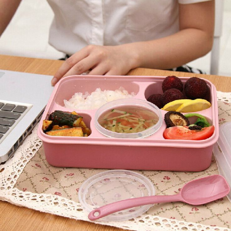 Just posted 5 Compartments Be.... A great read we think :).  http://www.gkandaa.net/products/5-compartments-bento-lunch-box-set-microwaveable-bento-box-for-adults-food-container?utm_campaign=social_autopilot&utm_source=pin&utm_medium=pin