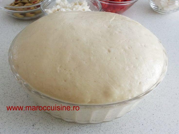 Reteta Aluat de Pizza - عجينة البيتزا