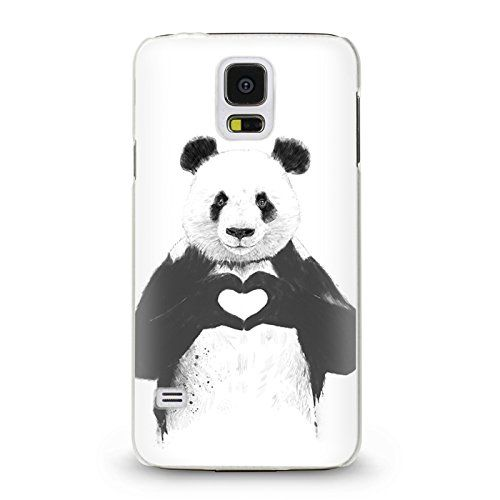 Handyhülle für Samsung Galaxy  Destroy racism.  Be like a panda:  He's black.  He's white.  He's asian.   https://www.amazon.de/dp/B01FPUXH5E/ref=cm_sw_r_pi_dp_x_aHATybG5D4EF5