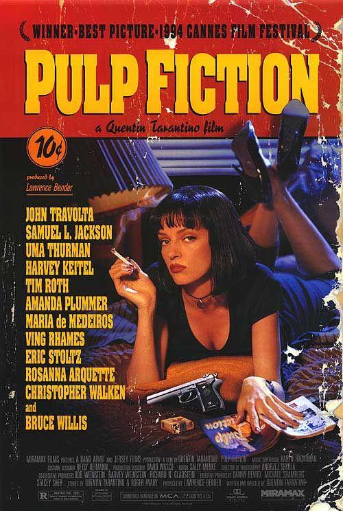 Pulp Fiction – Ucuz Roman 720p Altyazılı İzle