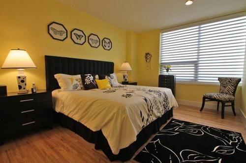dark furniture master bedroom decor ideas