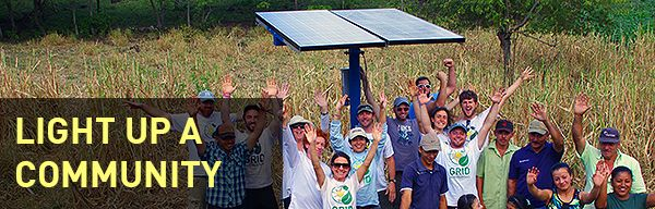 Take an adventure to Nicaragua and bring solar to a community that has never had electricity! From June 20-28 travel with GRID Alternatives and immerse yourself in Nicaraguan culture while volunteering to install solar on the primary school of the rural community of Los Chaguites. Read more about the community and trip details here.