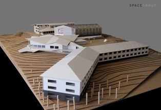 Spacegroup annvilkaap model Svalbard