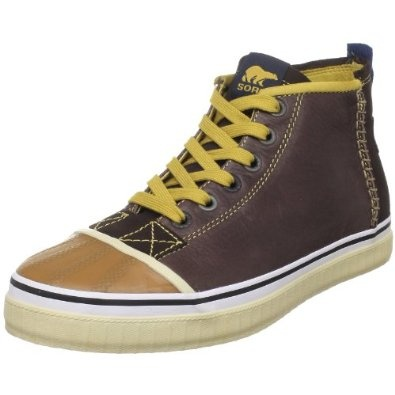 $40 Amazon.com: Sorel Men's Sentry Chukka Leather Shoe: Shoes