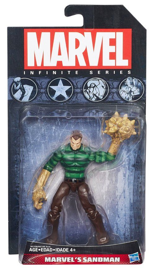 Marvel Infinite - Sandman  Hasbro  Spider-Man, Marvel Infinite , Marvel, Marvel Infinite www.detoyboys.nl