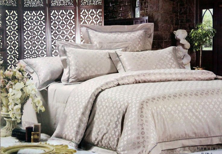 Bedding Set Lv Dior Chanel Burberry Versace Gucci