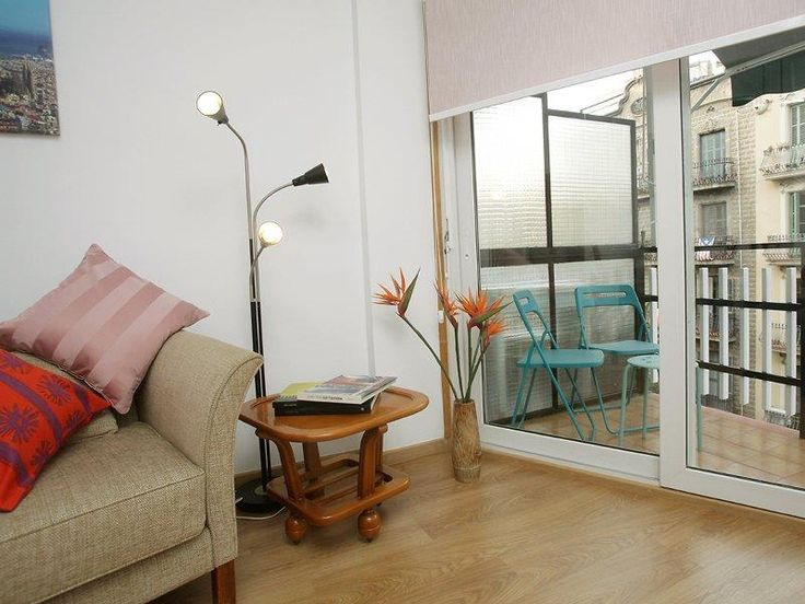 barcelona eixample esquerre comte borrell bedroom spain europe located in sant antoni eixample