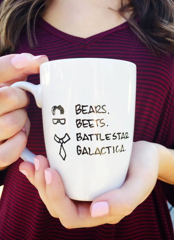 pictures for the office. The Office Mug. Bears Beets Battlestar Galactica Dwight Funny Pictures For