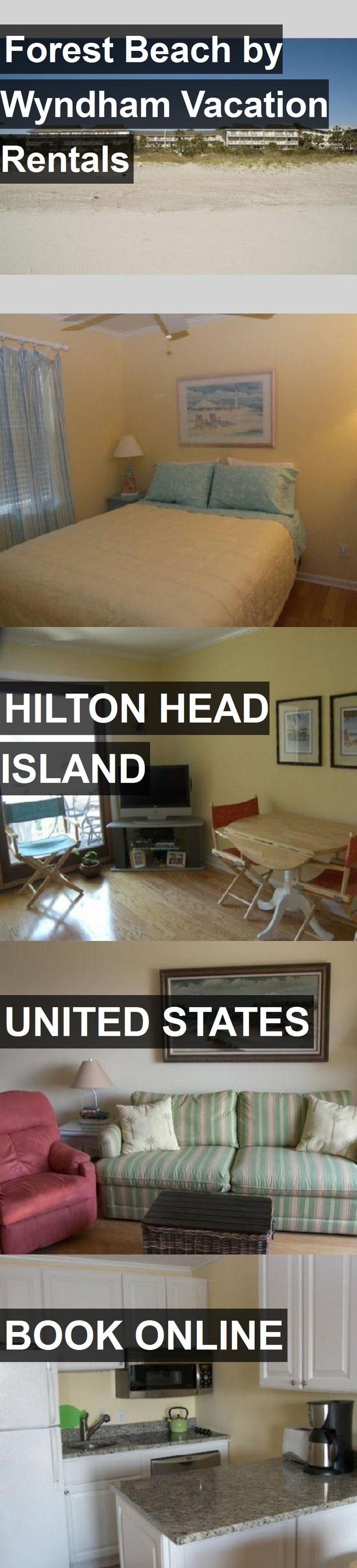 Hotel Forest Beach by Wyndham Vacation Rentals in Hilton Head Island, United States. For more information, photos, reviews and best prices please follow the link. #UnitedStates #HiltonHeadIsland #travel #vacation #hotel