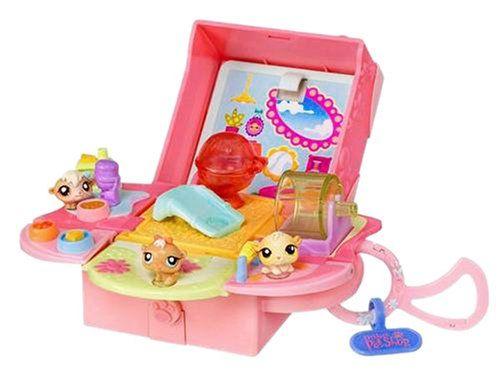 Hasbro Littlest Pet Shop Teeniest Tiniest Pet Shop - Hamsters