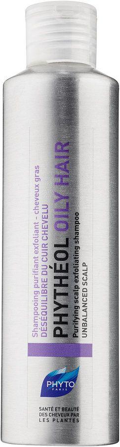 Phythéol Oily Hair Scalp Exfoliating Shampoo