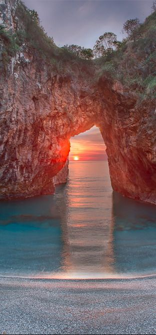 #Arco_Magno - #San_Nicola_Arcella - #Italy - Discover Sojasun Italian Facebook, Pinterest and Instagram Pages!