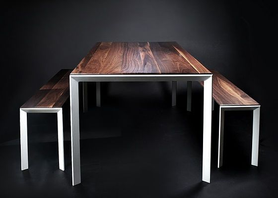 Hand Crafted Modern Furniture Made In Detroit USA From The Rescued Wood Of  Detroitu0027s Architectural Legacy