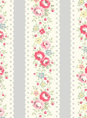 The Lark: New Cath Kidston Prints - I love gray with anything