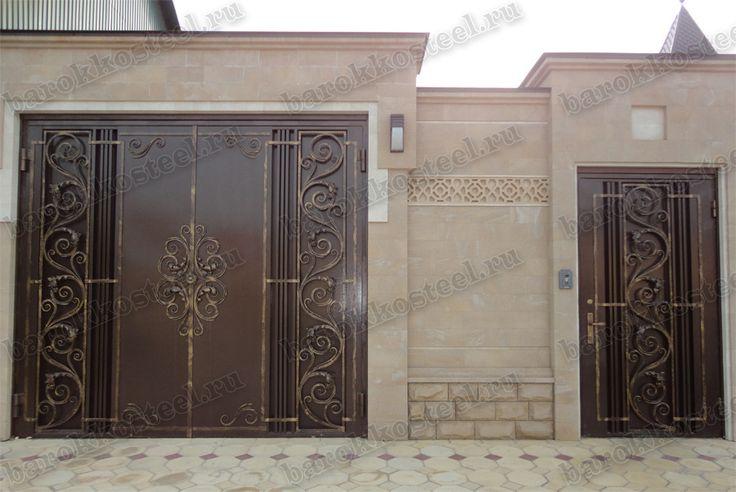 Art.8105 - Кованые ворота