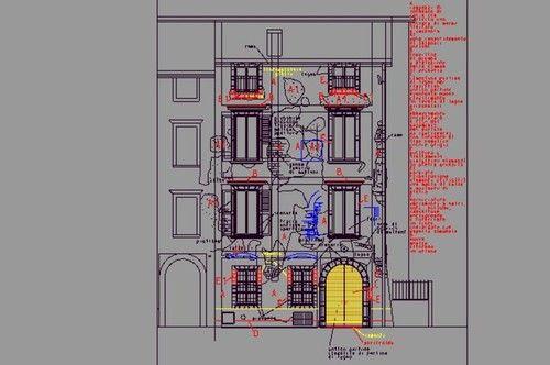 Francesco Gilardi — restauro facciata