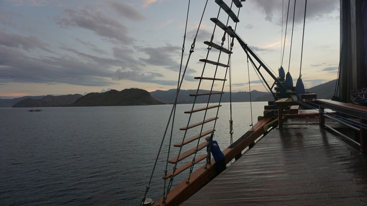 Cruising  #islandlife #boat #labuanbajo