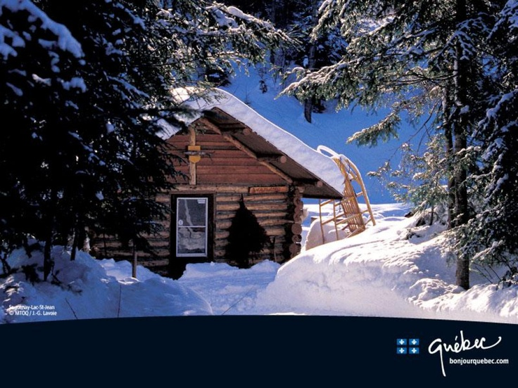 Chalet Saguenay-Lac-St-Jean