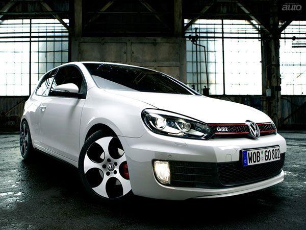 VW Golf 6 GTI. I love VW.