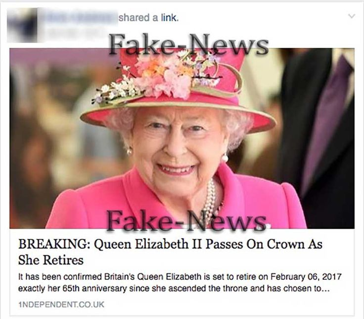 """FAKE-NEWS: """"Queen Elizabeth Set to Retire in Feb, 2017 and Pass Crown to Prince William"""""""