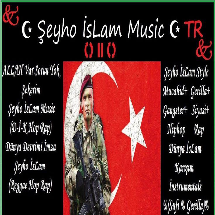 ALLAH Var Sorun Yok Şekerim Şeyho İsLam Music Dünya İslam Karışım Hiphop Rap Dünya Devrimi İmza Şeyho İsLam Şeyho İsLam Style Mucahid+Gerilla+Gangster+Siyasi+Hiphop+Rap+Dünya İsLam Karışım Instrumentals