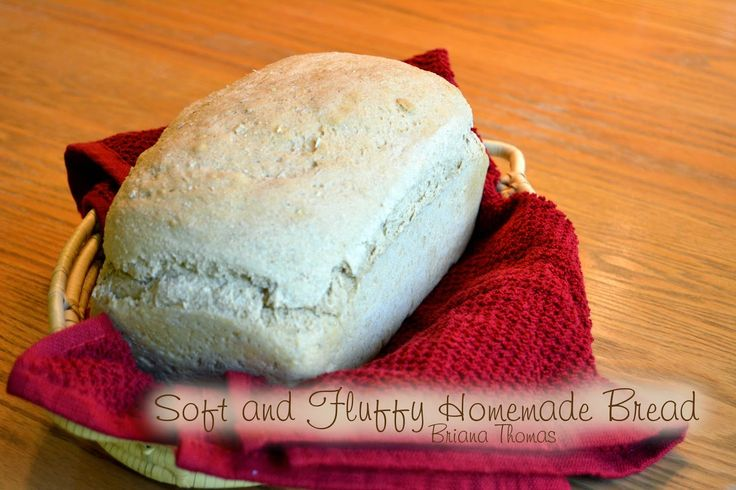 Soft and Fluffy Homemade Bread (E) - this is a great bread for toast and sandwiches.  It rises perfectly and tastes normal.  :P
