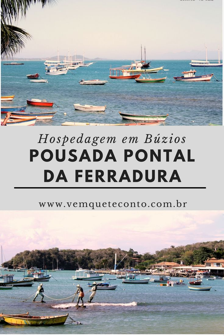 Buzio - Rio de Janeiro - Hospedagem - Praia da Ferradura - Pousada Pontal da Ferradura.