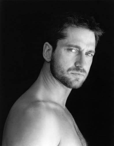 Gerard Butler... one of the sexiest men alive