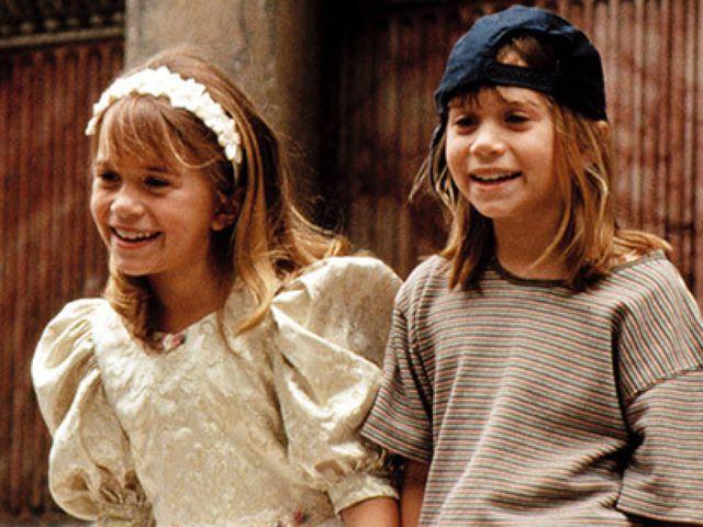 Mira cómo han cambiado las gemelas Olsen con el paso del tiempo