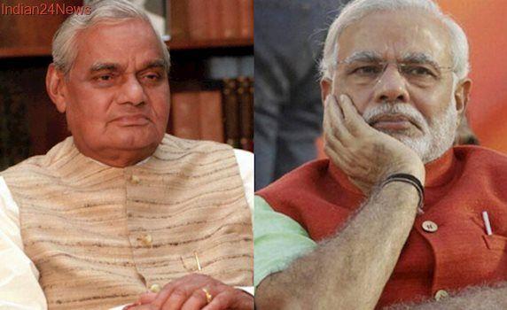 On Pokhran nuke test anniversary, PM Modi hails Atal Bihari Vajpayee's courage