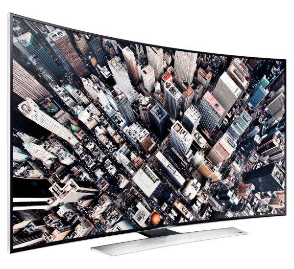 Samsung er virkelig på hugget når det gjelder LED-LCD. HU8505 kommer i 3 størrelser: 55, 65 og 78 tommer.