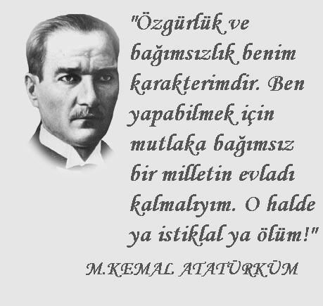 TÜRK FIRTINASI // Önder KARAÇAY: Mustafa Kemal Önder'im // Sır Mensur Şiirler // Ön...