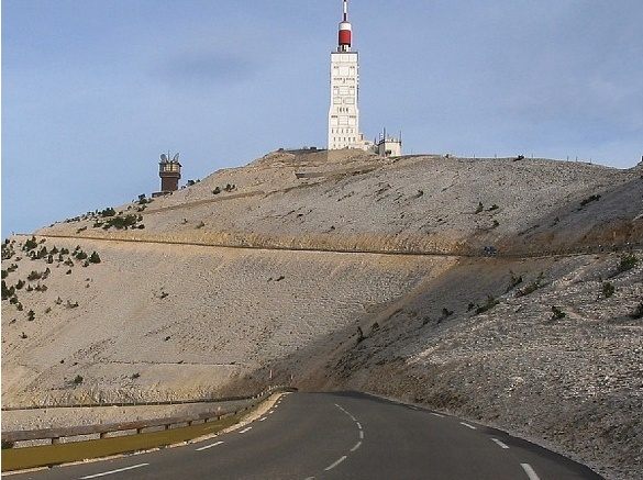 Climb Mount Ventoux