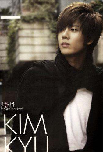 Kim Kyu Jong #SS501 oppa dorawa jebal... Triple's wait you in here... Nega jinja pogosipho yo oppa.. *love ya