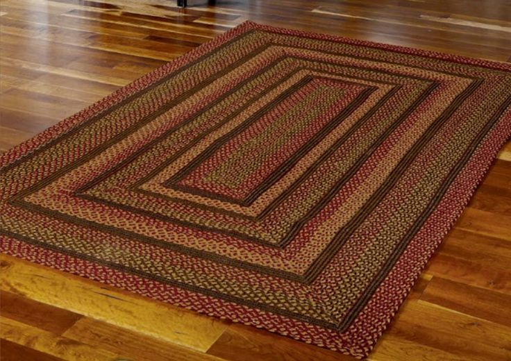 Captivating Country Rugs Braided Rugs / Rugs : Cozy Country Corner, North