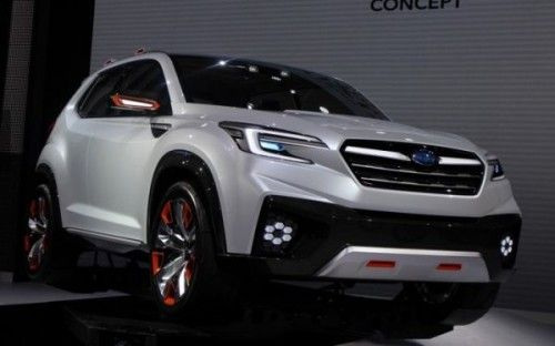2017 Subaru Viziv – Performance
