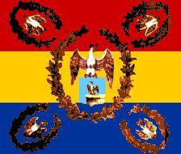 [Dorobanţi flag, 1852] Romania