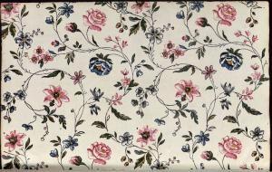 Fleurs, indienne - référence n° 91 | Centre de documentation des musées - Les Arts Décoratifs