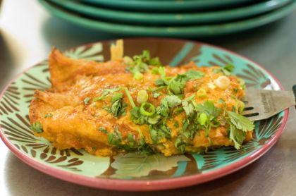Pioneer Woman's Enchiladas- made these last night {tasty, tasty, tasty}