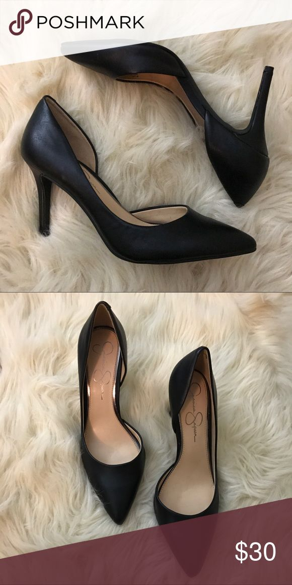 Jessica Simpson Claudette black pumps NWOB!                                                                                       🛍 2+ BUNDLE = SAVE!  💯BRAND AUTHENTIC   ✈️ SAME DAY SHIPPING -- purchase by 2pm   🤷🏼♀️ MAKE ME AN OFFER, YAH NEVER KNOW!   ❓ Questions? Just comment! ❤️ Jessica Simpson Shoes Heels