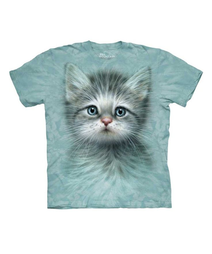 Take a look at this Blue-Eyed Kitten Sublimated Tee - Toddler & Kids today