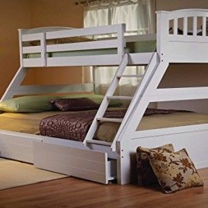 Sweet-Dreams-Epsom-White-Triple-Bunk-Bed-0
