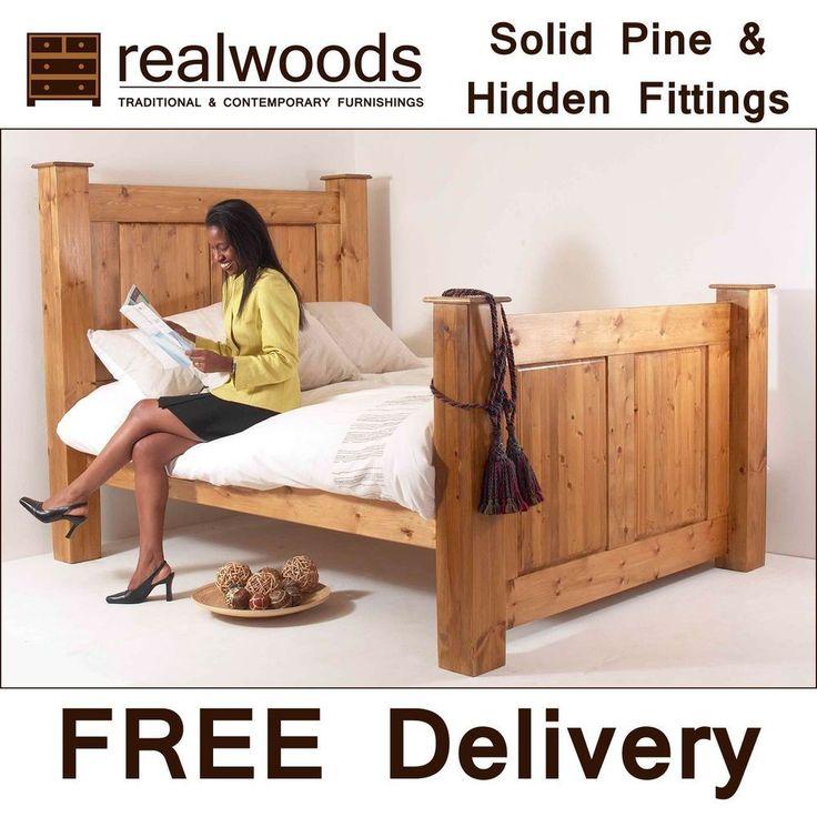 Mejores 7 imágenes de Beds en Pinterest   Camas grandes, Camas king ...