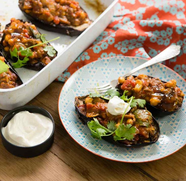 Just Cooking recipes Indian Spice Baked Aubergines