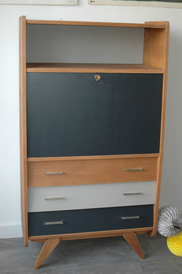 1000 id es sur le th me armoire bureau sur pinterest. Black Bedroom Furniture Sets. Home Design Ideas