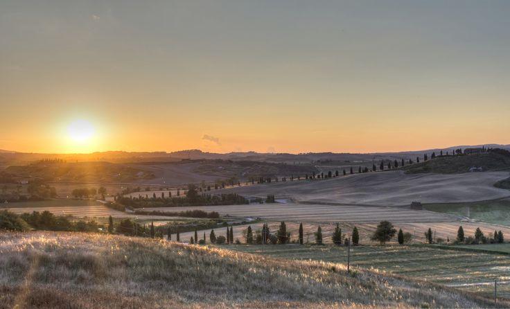 Asciano (SI) Italy by Gionata Tammaro on 500px