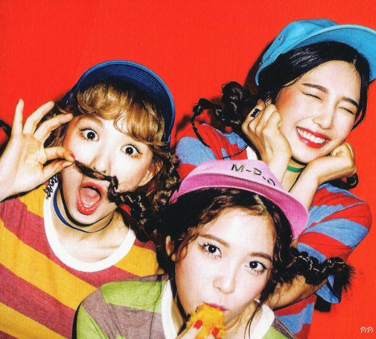17+ Best Ideas About Red Velvet Joy On Pinterest