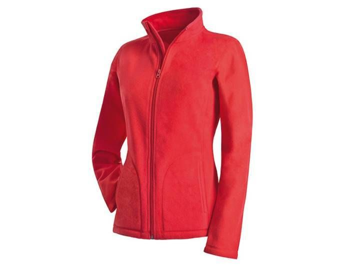 Damen Fleece Jacke Waschbar bis 40 °C   Stedman Jetzt