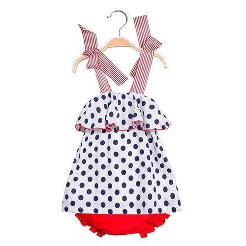 Bebe LunaresVestidos Vestido Fashion Niñas Para 6yb7gfY