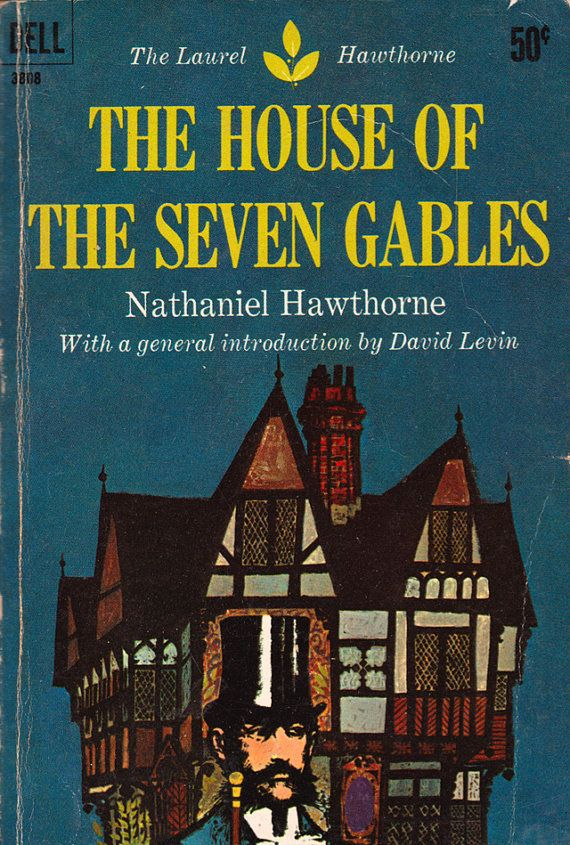 Image result for the house of seven gables title page